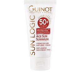 SPF50+ Creme Solaire Visage ANTI-AGE 50