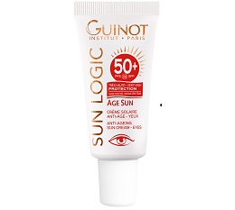 SPF50+ Creme Solaire Yeux ANTI-AGE 15